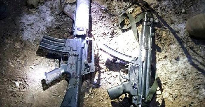 2 üst düzey PKK'lı öldürlüdü
