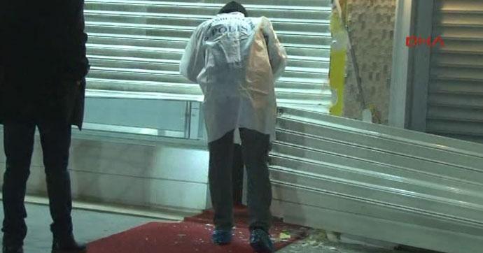 İstanbul'da kuyumcu soygunu!