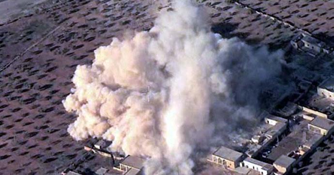 141 DEAŞ hedefi vuruldu, 28 terörist öldürüldü