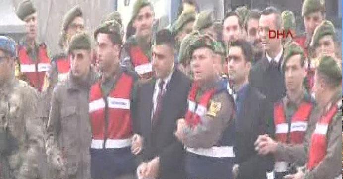 Cumhurbaşkanı Erdoğan'a 'suikast timi' hâkim karşısına çıkıyor!