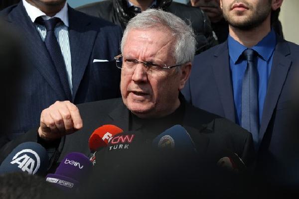 Aziz Yıldırım: TFF, Kulüpler Birliği, Beşiktaş nerede? Korkmasınlar
