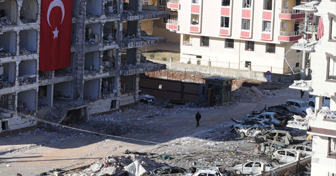 Viranşehir'deki hain saldırıyı PKK üstlendi