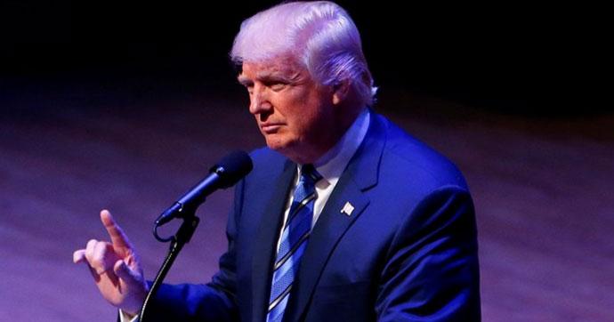 Trump'tan bir ilk daha!