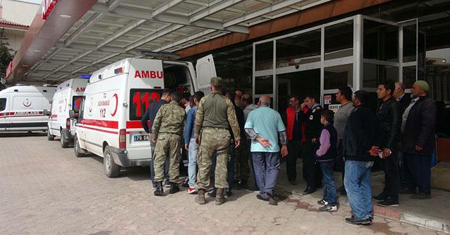 El Bab'da 3 Türk askeri yaralandı