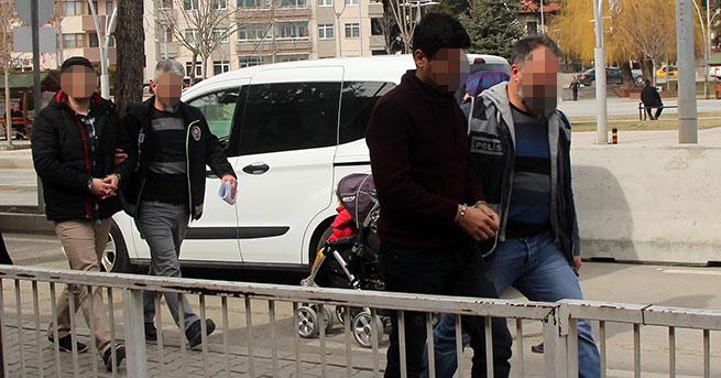 Şırnak'ta aranıyorlardı, Bolu'da yakalandılar