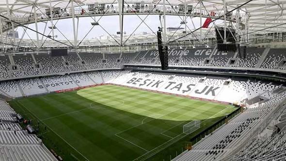 Evkur Yeni Malatyaspor'un maçı Vodafone Arena'da!