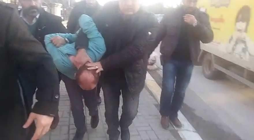 Kızlara cinsel saldırıda bulunan sapık yakalandı!