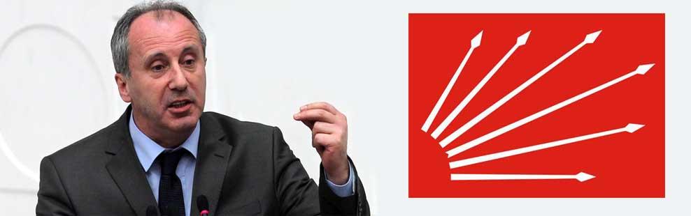 CHP'li İnce: Sandıkta beyaza basarsan demokrasinin kefeni olur
