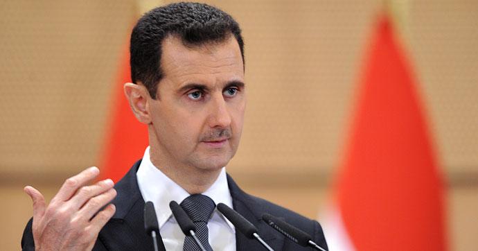 Esad: Rusya ile anayasayı görüşüyoruz!