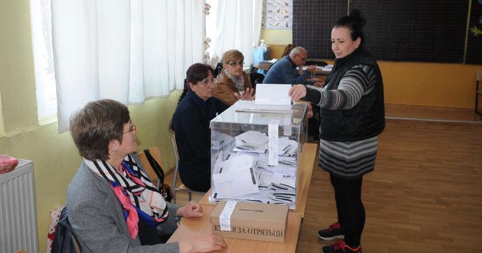 Bulgaristan'da sandık çıkış anketleri açıklandı