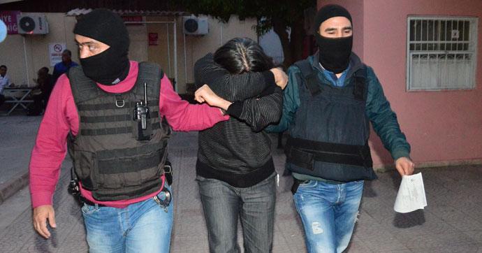 Adana'da DEAŞ ve El Nusra operasyonu!.. Çok sayıda gözaltı var!