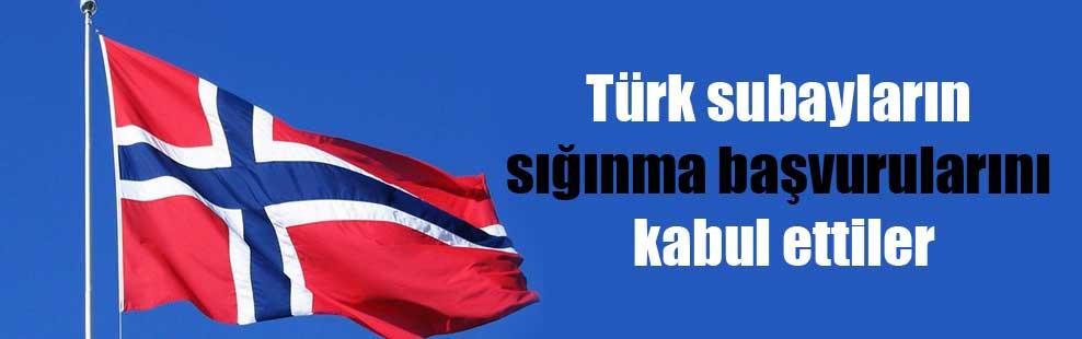 Türk subayların sığınma başvurularını kabul ettiler