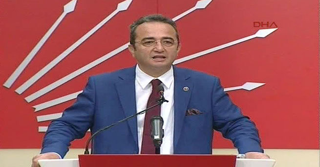 CHP'li Tezcan: Milleti rahatlatacak tek karar seçimin iptal edilmesidir!
