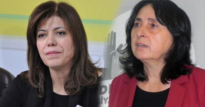 HDP milletvekilleri Aydoğan ve Beştaş tahliye edildi