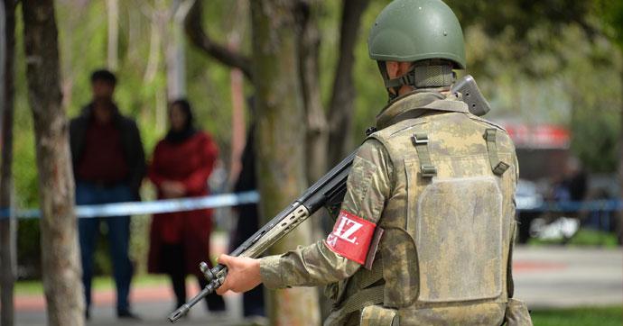 Diyarbakır'da 23 Nisan gösterileri şehitler nedeniyle iptal