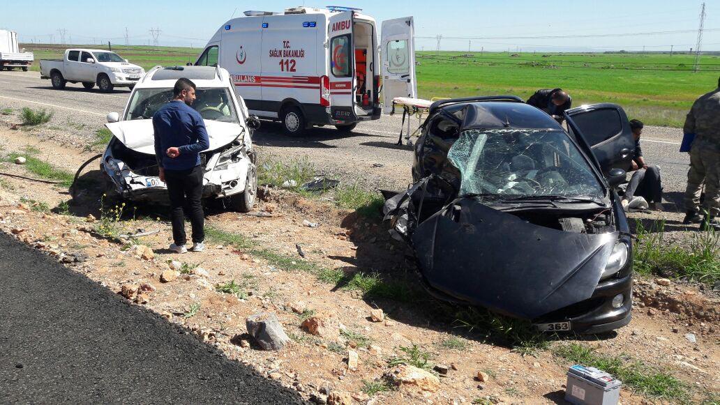 Şırnak'ta kaza: 1 polis öldü, 2'si polis 4 yaralı