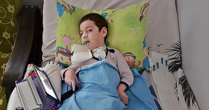 Ömer Asaf'ın tedavisi için 2 milyon TL gerekli