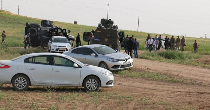Suriye sınırında YPG'lilerle çatışma: 3 terörist öldü