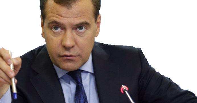 Medvedev'den Türkiye'ye teşekkür