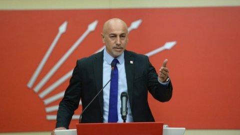 CHP'li Aksünger: YSK delilleri yok etti