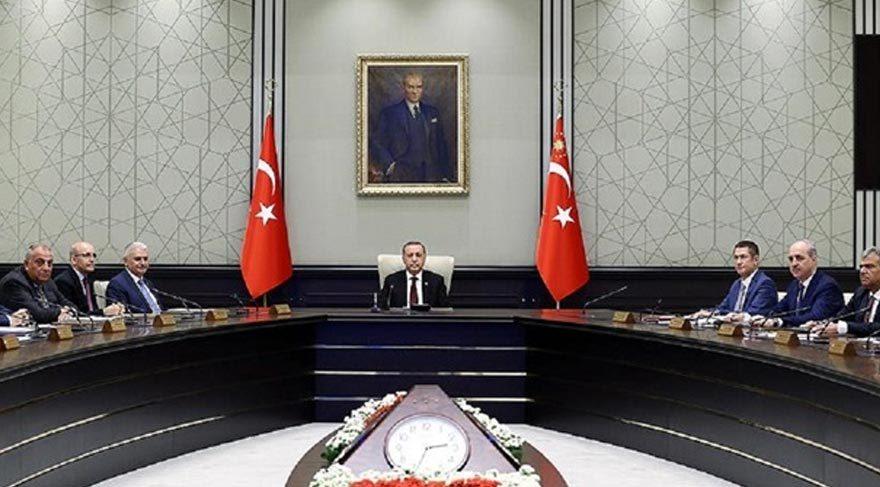 Erdoğan, Bakanlar Kurulu'nu toplayacak
