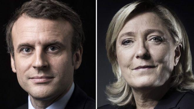 Fransa Cumhurbaşkanlığı seçimi: Macron ve Le Pen ikinci tura kaldı