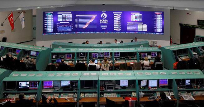 Borsa'dan yeni kapanış rekoru