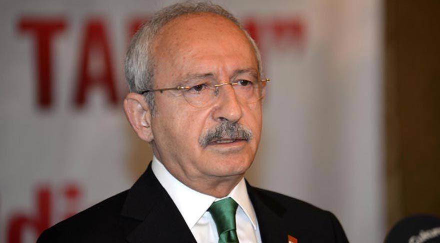 Kılıçdaroğlu: FETÖ'cü arıyorsan Bakanlar Kurulu'na AK Parti grubuna bakacaksın!