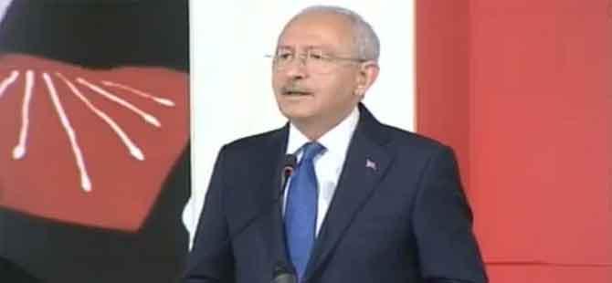 Kılıçdaroğlu: Zararı; Türkiye, Irak, İran, Suriye görüyor diğerleri silah satıyor