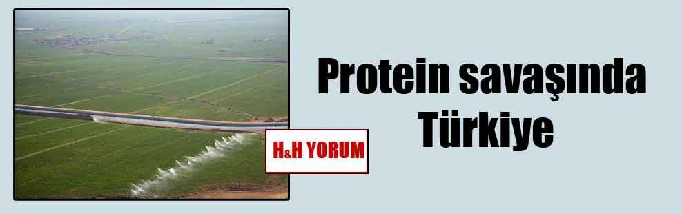 Protein savaşında Türkiye