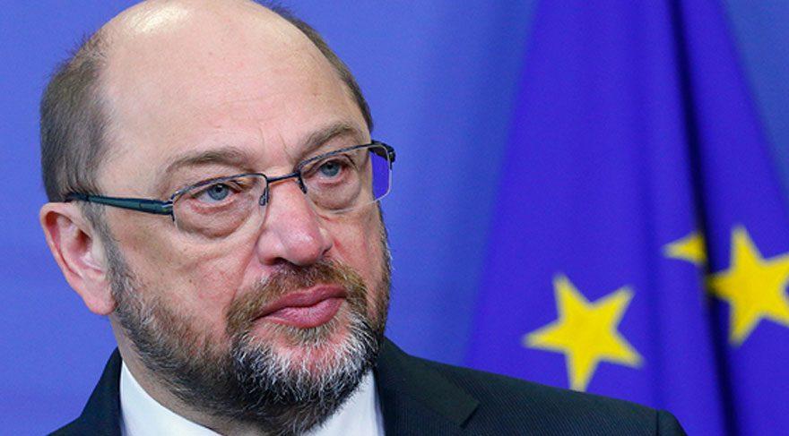 Schulz: Sonuçlar, Erdoğan'ın Türkiye olmadığını gösterdi