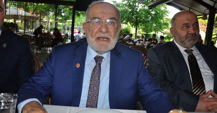 Karamollaoğlu: Hükümet çok ciddi sıkıntı içinde