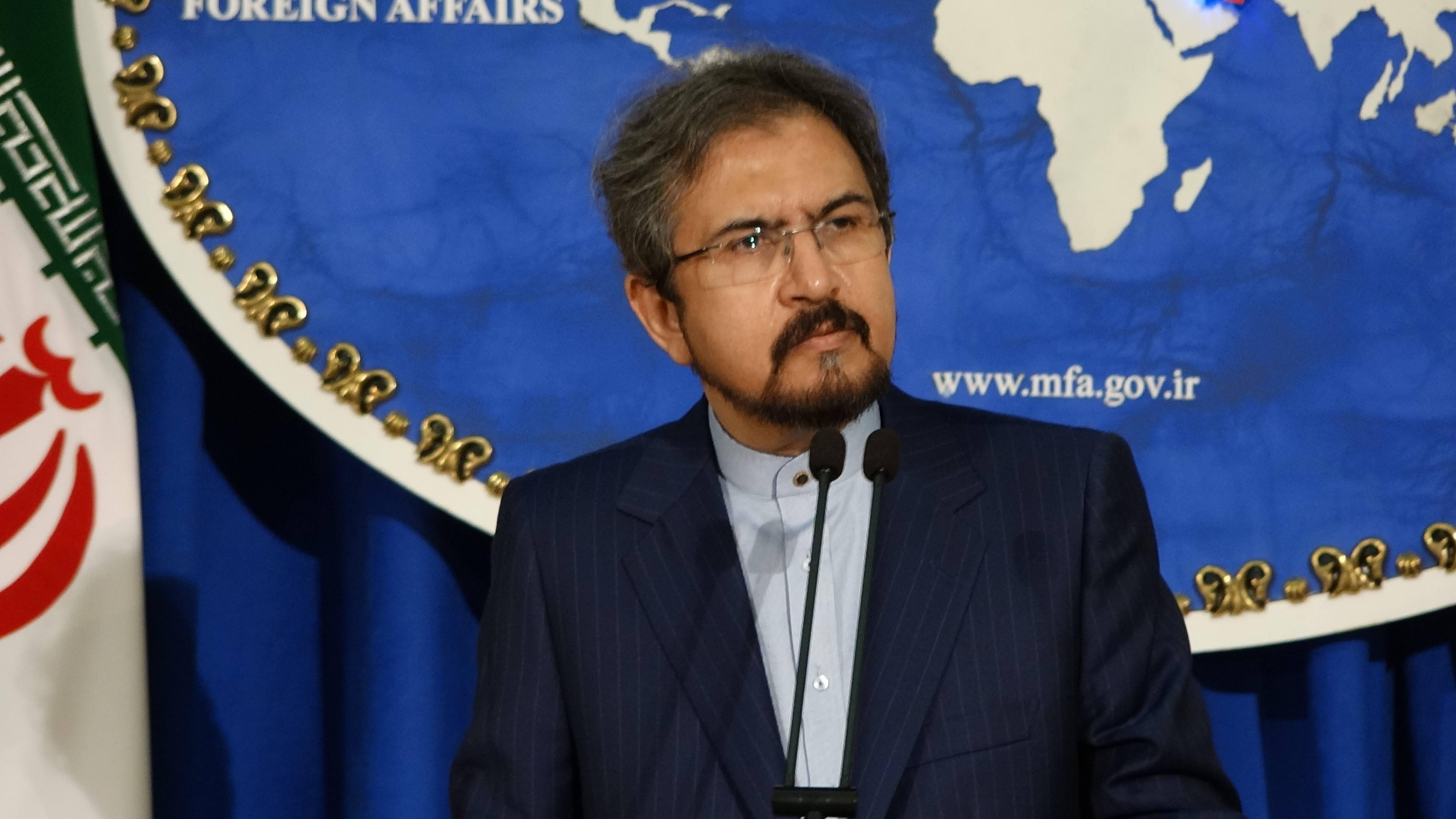 İran: Sınırdaki güvenlik ve istikrarı arttıracak her türlü eylemi olumlu karşılarız