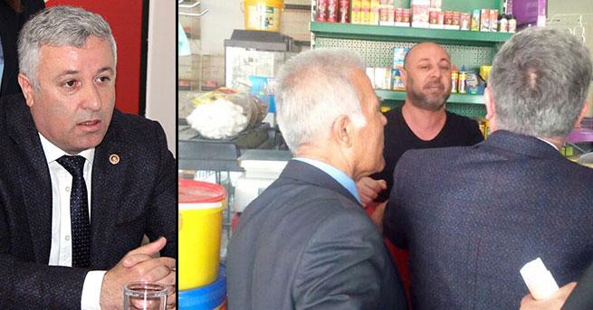CHP'li Arık şikâyetinden vazgeçti, saldırgan serbest kaldı