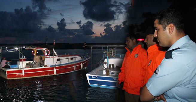 Limanda ceset alarmı