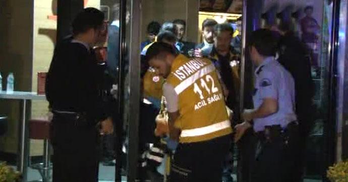 İstanbul'da silahlı soygun!.. Yaralılar var!