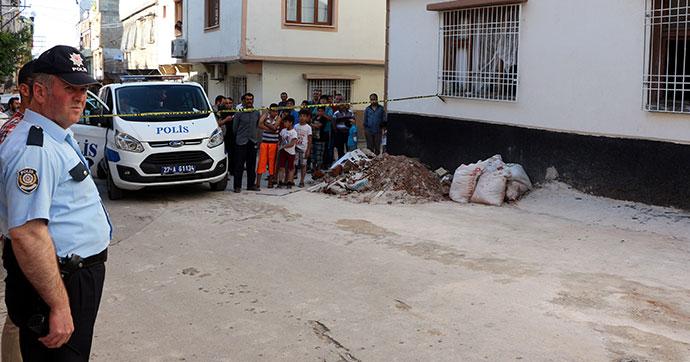 Gaziantep'te baba cinneti: Anne ve iki kızı öldü