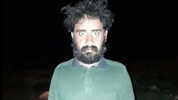 PKK'lı terörist Türkiye'ye sızmak üzereyken bu halde yakalandı