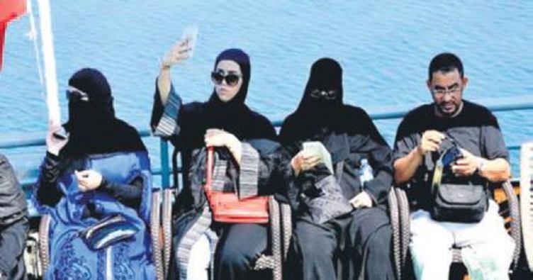 Arap turist sayısı 3 milyonu aştı!