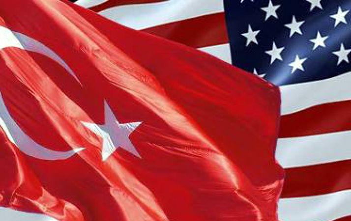 Türkiye ve ABD'den Menbiç'te ortak devriye