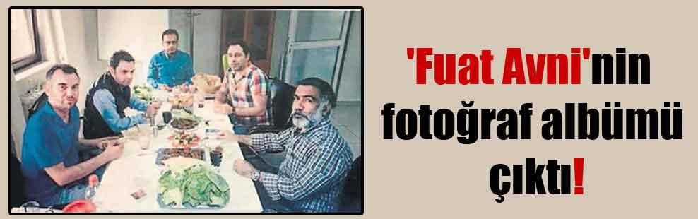 'Fuat Avni'nin fotoğraf albümü çıktı!