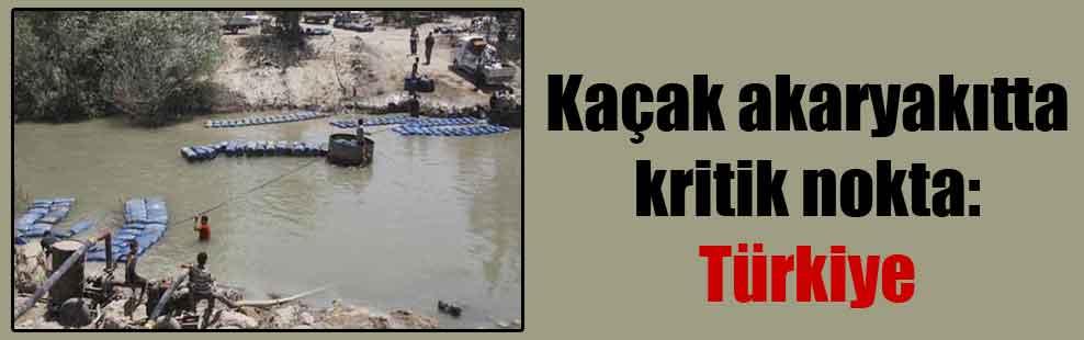 Kaçak akaryakıtta kritik nokta: Türkiye
