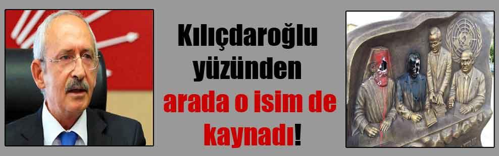 Kılıçdaroğlu yüzünden arada o isim de kaynadı!