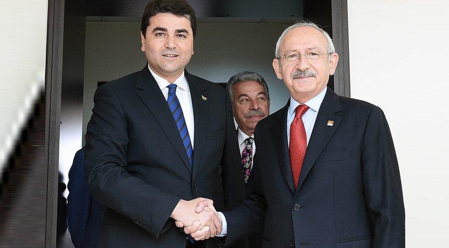 Kılıçdaroğlu: Çatı aday deniyor, daha erken!