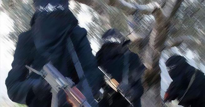 Interpol'ün kırmızı bültenle aradığı DEAŞ'lı yakalandı