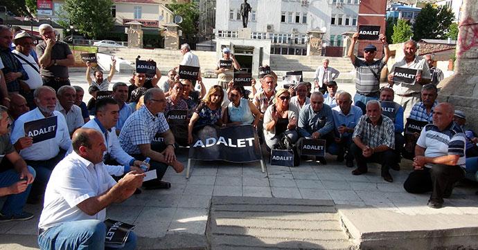 Kılıçdaroğlu'na hemşehrilerinden destek