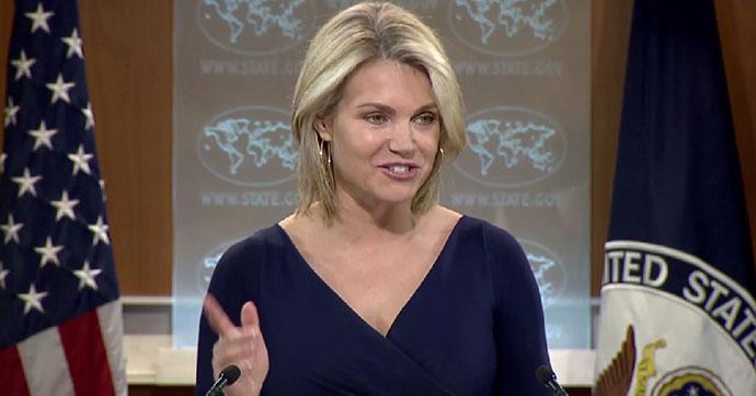 ABD'den Türk korumalara 'yakalama kararı'yla ilgili açıklama