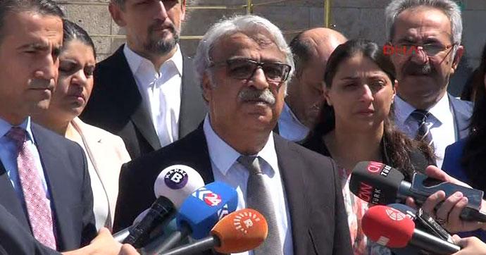 HDP'den CHP'nin 'Adalet Yürüyüşü'ne destek