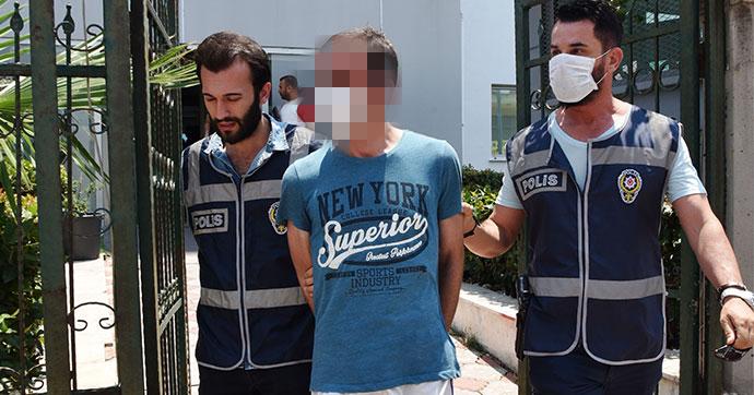 Hırsızlık için Gürcistan'dan geldiler