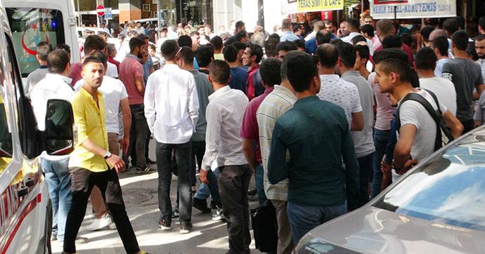 Malatya'da bıçaklı kavga: 4 yaralı